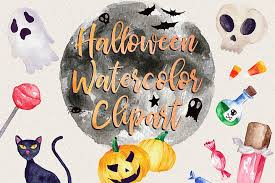 Check out inspiring examples of svg artwork on deviantart, and get inspired by our community of talented artists. Free Decorations Download Halloween Watercolor Clip Art Pack With Svg Vector Versions Free Design Resources