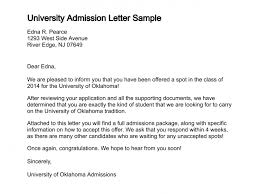 College Admission Resume Template Awesome Admission Letter To College Filename My College Scout