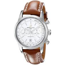 17 best ideas about breitling mens watches breitling men s a4131012 g757ls transocean 38 automatic chronograph brown leather watch by breitling