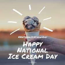 National Ice Cream Day 2021 - USA ...