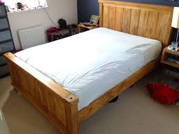 Oak Furniture Land Bedroom Furniture Oak Furniture Land Double Bed Frame Baku Solid Mango Wood