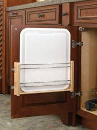 Cutting Kitchen Cabinets Simple Amazon RevAShelf 48DMCB48P Large Cabinet Door Mount