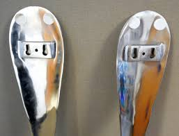 large silver spoon wall decor home decorating ideas