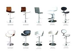 impressive office chair seat height inches cal stool height adjule