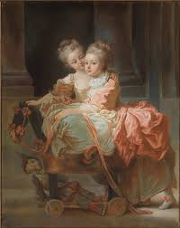the eighteenth century pastel portrait essay heilbrunn the two sisters