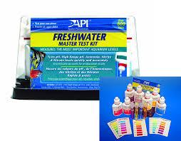 Api Freshwater Aquarium Master Test Kit 5 Tests Complete W Directions