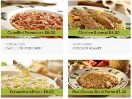 olive garden authentic and fine italian dining