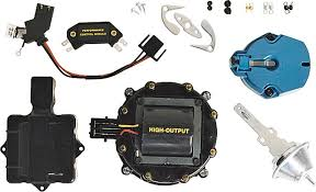 impala parts bkc proform hei distributor tune up set proform hei distributor tune up set black cap red yellow coil wires