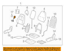seats for saturn vue for sale ebay Saturn Vue Electrical Diagrams at 2007 Saturn Vue Seat Adjust Wiring Diagram