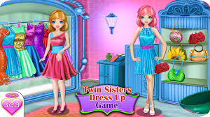Dress Up Games Twin Sisters Android Apps On Google Play