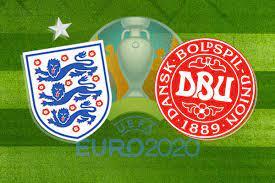 England vs Denmark: Euro 2021 ...