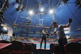 Big Apple Circus Finds A Home At Fairgrounds News New