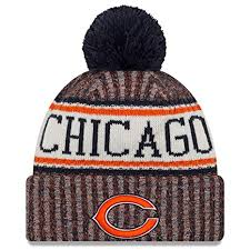 Sport Nfl Outdoors Knit Amazon 2018 Era Jr Bears amp; Beanie Sports New Youth Chicago com