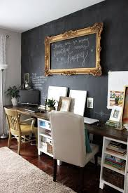 home office in basement. shared home office ideas so you can learn how to work from together our decorating experts show design a workspace for two in basement