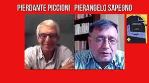 la Feltrinelli - Le conversazioni - Pierdante Piccioni e Pierangelo  Sapegno, Colpevole di amnesia