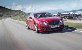 2015 Bentley Continental GT Speed First Drive | Review | Car and ...