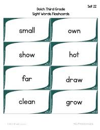 Third Grade Dolch Sight Words 3rd Grade Dolch Sight Words Worksheets Domrabotniku Info