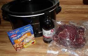 very easy crockpot venison roast recipe