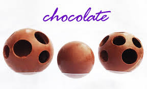 Decorative Balls For Bowls Australia How to Make a Chocolate Ball Sphere Decoration HOW TO COOK THAT 88