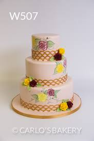 carlo s bakery floral wedding cake designs