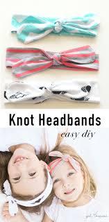 diy tshirt headband