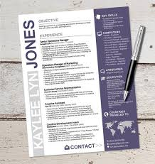 The Kaylee Lyn Resume Design - Graphic Design - Marketing - Sales - Real  Estate -