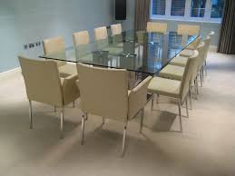 modern dining room table for 12 people interior design home decor at