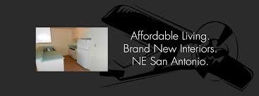 1 Bedroom Apartments San Antonio Tx Remodelling Custom Inspiration Design