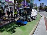 Vision Zero Street Sweepers