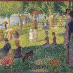 georges seurat biography art and analysis of works the art story   georges seurat 18591891 and neo impressionism essay seurat painting technique