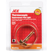 ace 18in universal thermocouple water heater parts accessories ace hardware
