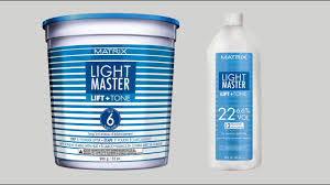 Matrix Light Master Powder How To Tutorial Balayage With Light Master Lift Tone