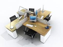 office table models. 3d Model Office Table Models