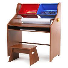 Kids Desk With Storage Childrens Desk With Storage