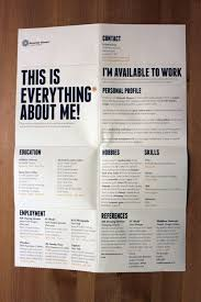 This Is Everything About Me A Powerful Cv Staffing Hiring Hr