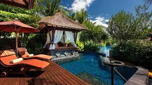 lagoon villa private pool