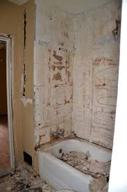 downstairs bath demo no wall tile flip