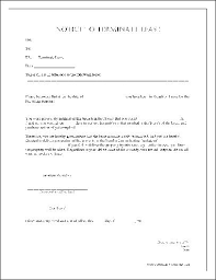 Terminate A Lease Letter Landlord Termination Of Lease Letter To Tenant Blogue Me
