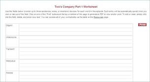 Blank Vocabulary Worksheet Template Sheet Templates Vocabulary Worksheet Template
