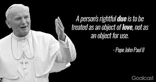 Pope Quotes Simple 48 Pope John Paul II Quotes To Make You Fight For What You Believe In
