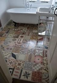 vintage bathroom floor tile ideas. Unique Tile Pattern As Vintage Bathroom Floor Ideas | Decolover.net B