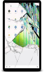 Broken Screen Prank Wallpaper Picture ...