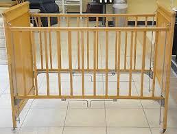 simmons little folks crib. vintage 1950\u0027 edison little folks furniture baby\u0027s crib restored simmons a
