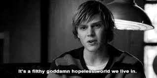 Tate Langdon Quotes Beauteous Best Tate Langdon Quotes GIFs Find The Top GIF On Gfycat