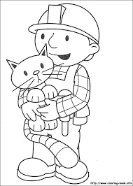 Small Picture 42 best bob the builder colouring pages images on Pinterest Bob