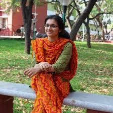 Grad School Diaries : Priyanka KV