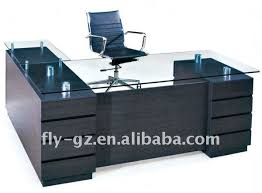 best office table design. Mesmerizing Glass Top Office Table 38 2012 Modern Executive Desk Manager 4411 3 Best Design