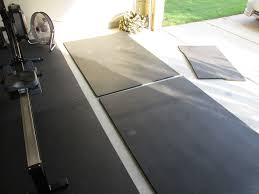 i ll be adding these two mats to my existing garage gym floor space and