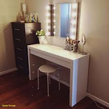 Vanity Set With Mirror And Lights Led Light Up Makeup Mirror ...
