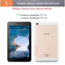 <b>pu leather</b> magnetic smart <b>cover</b> for huawei mediapad t2 in49ea02d ...